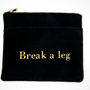 Scenery Bags - Break a leg bag