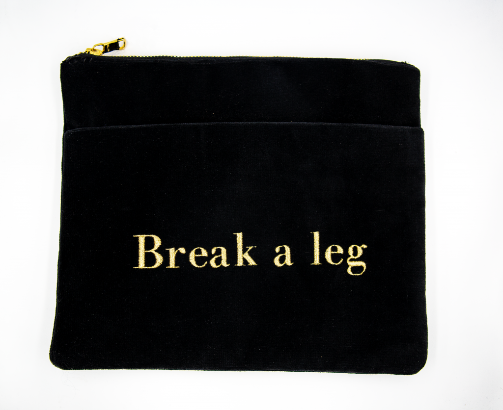 Scenery Bags - Break a leg bag