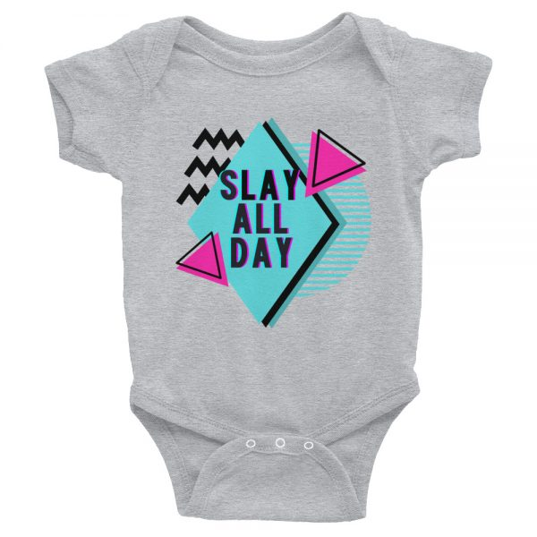 Courtney Reed: Slay All Day Onesie