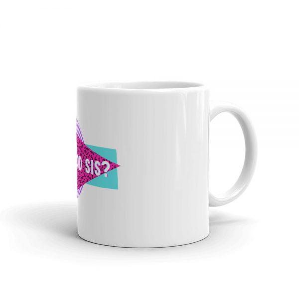 Courtney Reed: You Good Sis? Mug