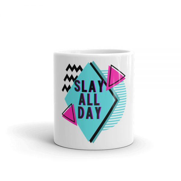 Courtney Reed: Slay All Day Mug