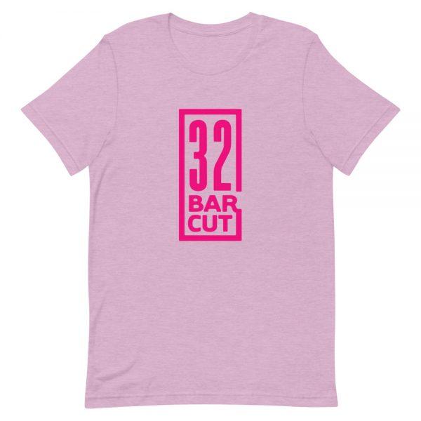 Adrienne Walker: 32 Bar Cut T-Shirt (Pink)