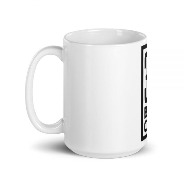 Adrienne Walker: 32 Bar Cut Mug