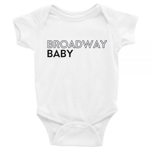 Courtney Reed: Broadway Baby Onesie