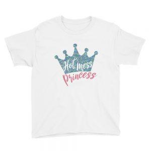 Patti Murin: Youth Hot Mess Princess T-Shirt