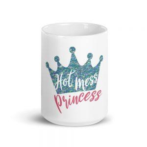 Patti Murin: Hot Mess Princess Mug