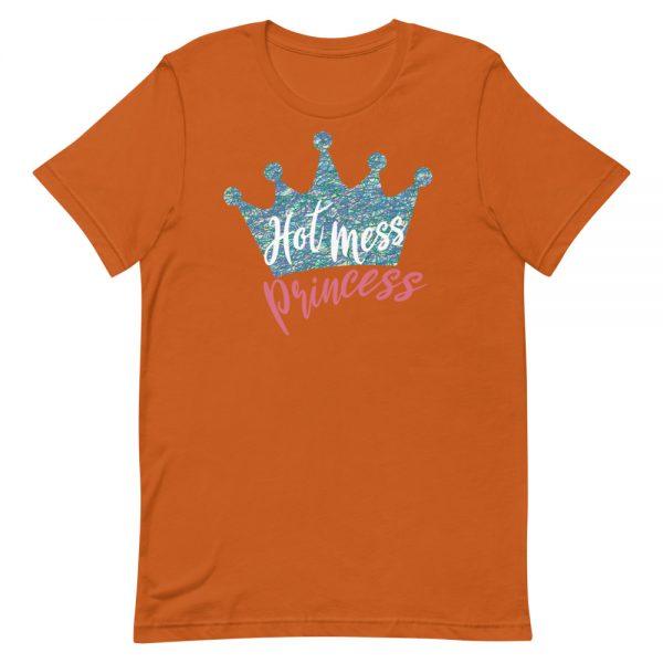 Patti Murin: Hot Mess Princess T-Shirt (Crown Version)