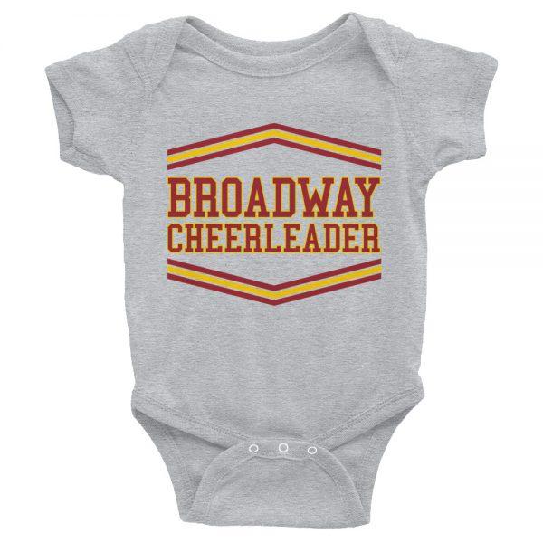 Patti Murin: Broadway Cheerleader Onesie