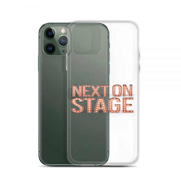 Next On Stage Phone Case