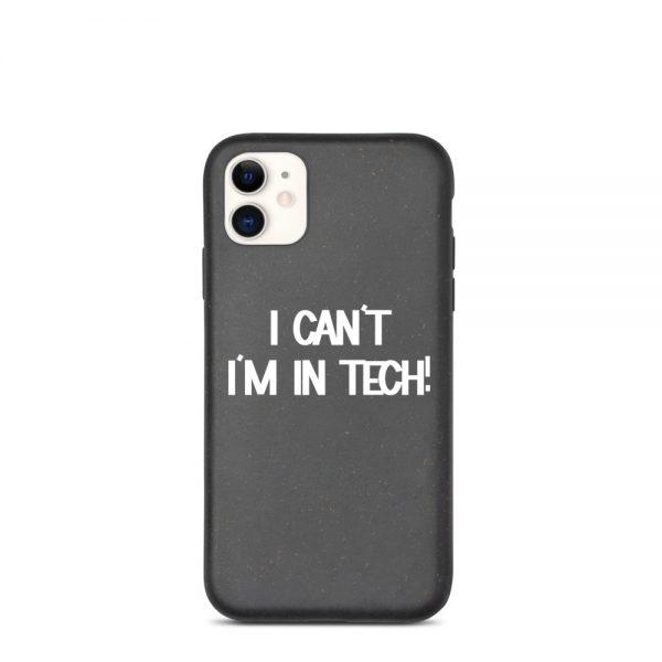 I'm In Tech Phone Case