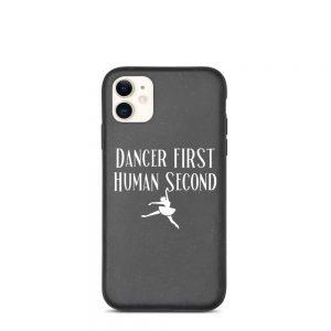 Dance First Phone Case