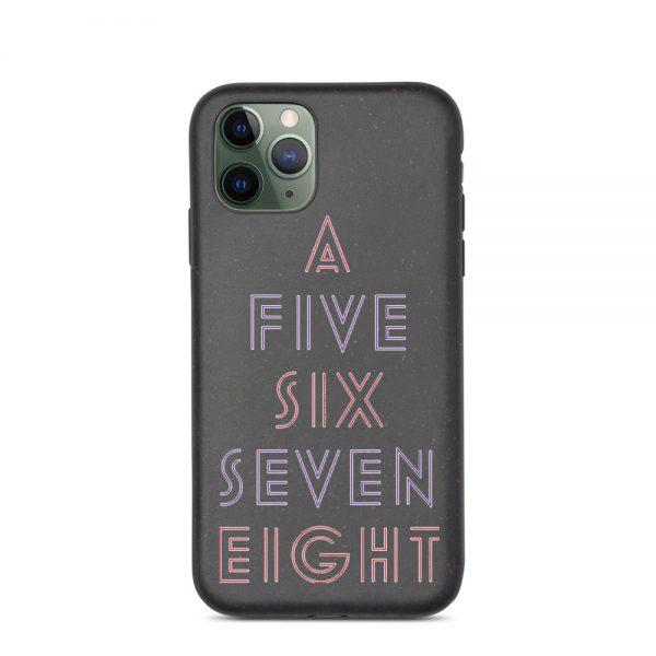 A 5, 6, 7, 8 Phone Case