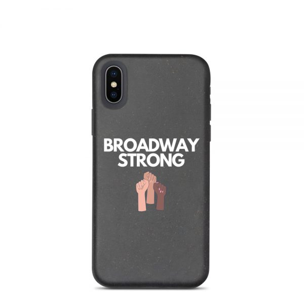 Broadway Strong Phone Case (Fist)