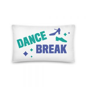 Dance Break Pillow