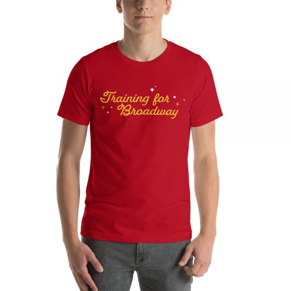 Training For Broadway T-Shirt