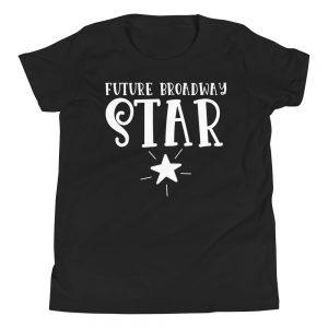 Future Broadway Star Youth Unisex T-Shirt